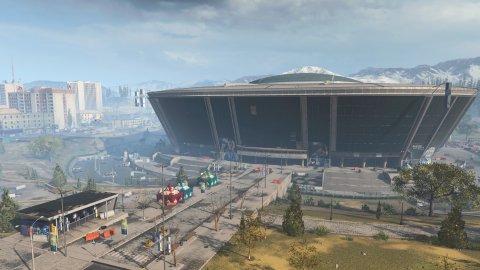 Call of Duty Warzone: modalità sandbox con minigiochi e gare di auto per un leak
