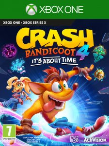 Crash Bandicoot 4: It's About Time per Xbox One