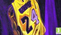 NBA 2K21: Kobe Bryant sulla copertina della the Mamba Forever Edition