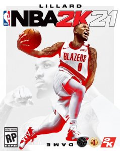 NBA 2K21 per PlayStation 4