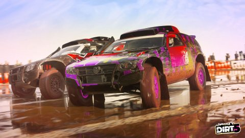 Dirt 5: free trial for the weekend on Xbox Live Gold and Game Pass Ultimate