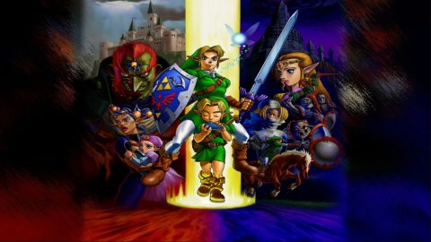 The Legend of Zelda Ocarina of Time and Majora's Mask on Switch, a leaker believes it