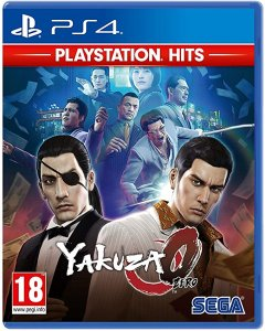 Yakuza 0 per PlayStation 4
