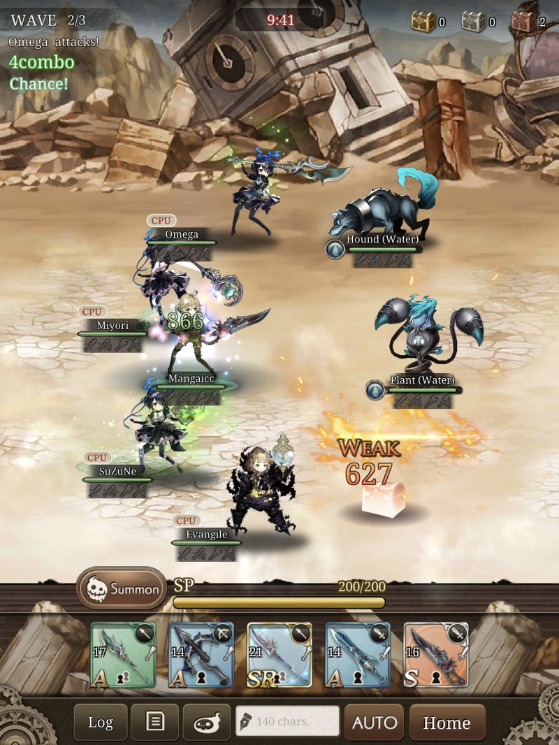 SINoALICE, la recensione - Multiplayer.it
