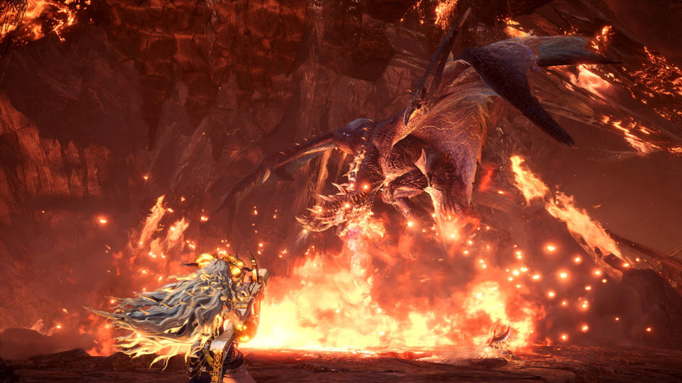 Monster Hunter Iceborn: A Trailer Shows What's New in Update 5