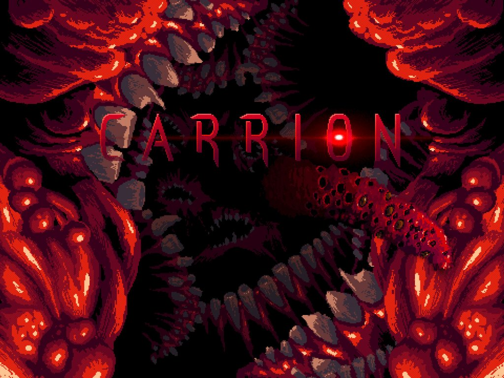 Carrion sold over 200,000 copies in one week without counting the Game Pass