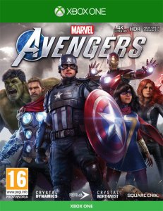 Marvel's Avengers per Xbox One