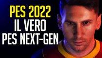 Pes Next Gen solo nel 2022: è ufficiale!