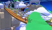 Paper Mario: The Origami King - Trailer del mondo di gioco