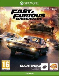 Fast & Furious Crossroads per Xbox One