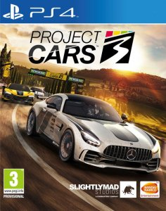 Project CARS 3 per PlayStation 4