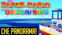 Paper Mario The Origami King ha Mondi Bellissimi!
