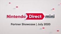 Nintendo Direct Mini: Partner Showcase - Luglio 2020