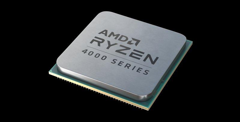 Amd Ryzen 4000G Chip Lvusz30