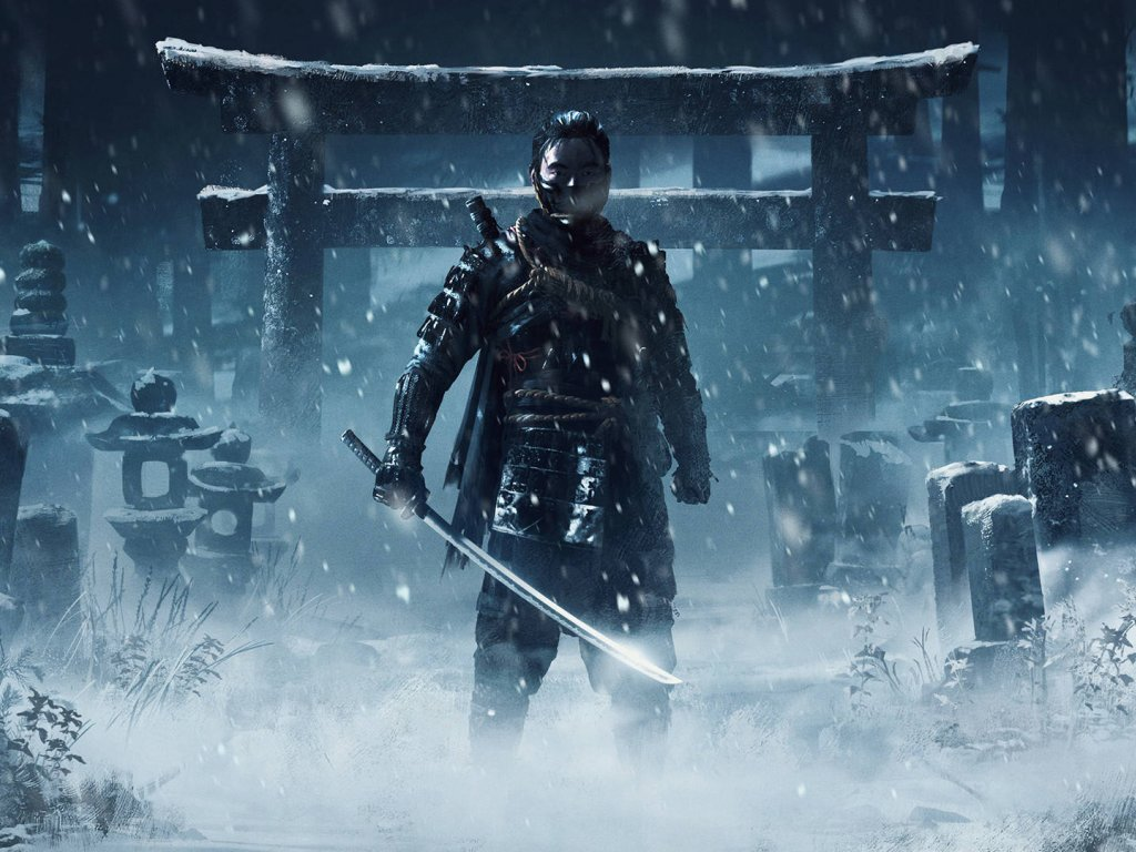 Ghost of Tsushima is the symbol of PlayStation success