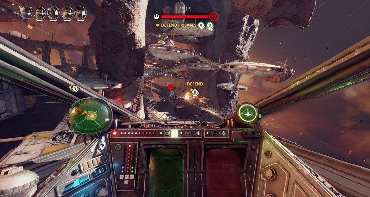 Star Wars Squadrons a marzo su EA Play e …