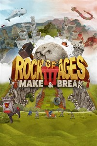 Rock of Ages 3: Make & Break per Xbox One