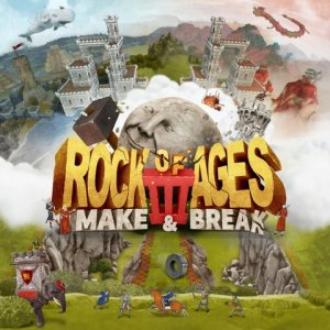 Rock of Ages 3: Make & Break per Nintendo Switch