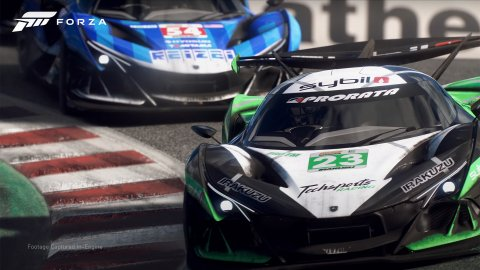 Forza Motorsport for Xbox Series X | S: official title and details from the playtests