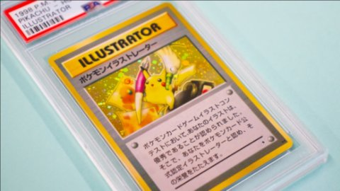 Pokémon, dizzying increase in sales of collectible cards on Ebay