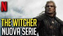 The Witcher Blood Origin: nuova serie TV Netflix!