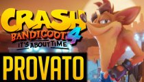 Crash Bandicoot 4: It's About Time - Video Anteprima
