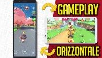 Mario Kart Tour - Modalità Orizzontale Gameplay