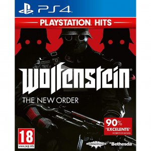 Wolfenstein: The New Order per PlayStation 4