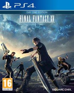 Final Fantasy XV per PlayStation 4