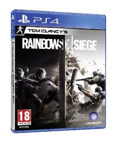 Tom Clancy's Rainbow Six: Siege per PlayStation 4
