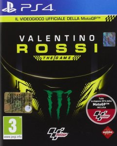 Valentino Rossi: The Game per PlayStation 4