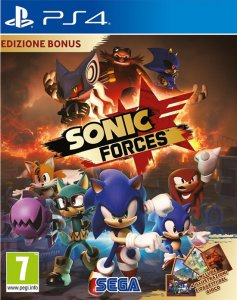 Sonic Forces per PlayStation 4