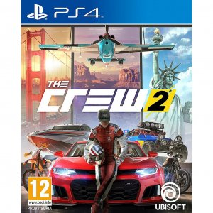 The Crew 2 per PlayStation 4