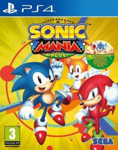 Sonic Mania Plus per PlayStation 4
