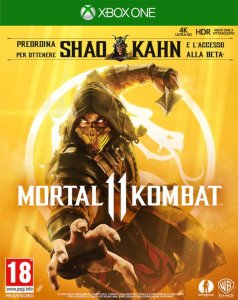 Mortal Kombat 11 per Xbox One