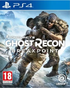 Tom Clancy's Ghost Recon Breakpoint per PlayStation 4