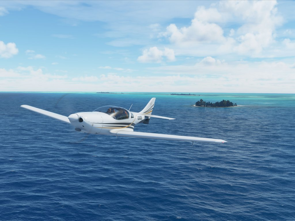 Microsoft Flight Simulator: more than 60,000 contemporary players on Steam on launch day