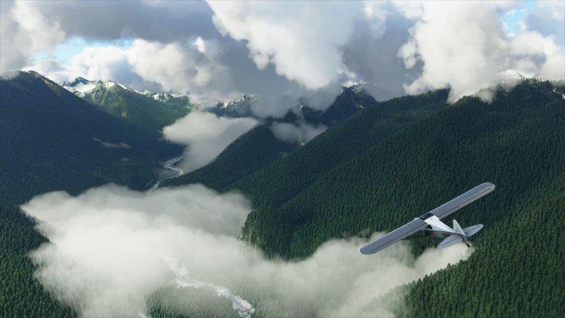 Simulatore di volo 2020 9
