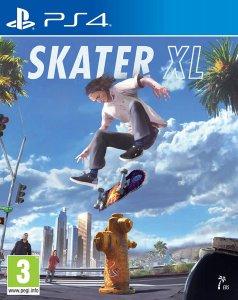 Skater XL per PlayStation 4