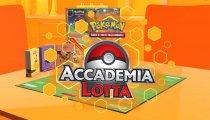Pokémon - trailer del gioco da tavolo Accademia Lotta