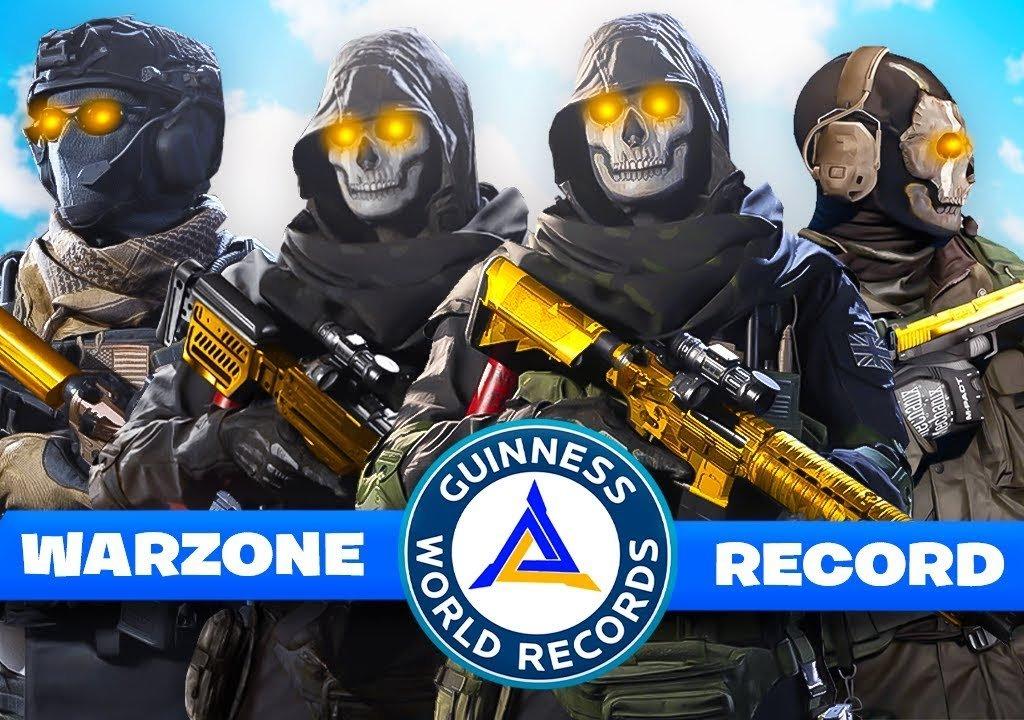 Call of Duty: Warzone, Shark Team marks the new Italian elimination record