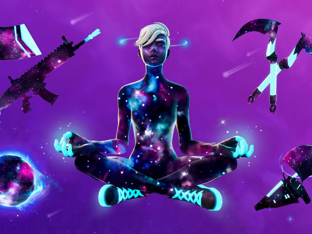 Fortnite, Galaxy Explorer available in the shop, the price reaches 45 euros