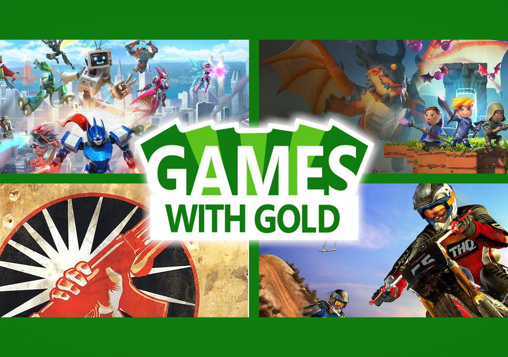 Games with Gold August 2020, from Portal Knights to Red Faction 2