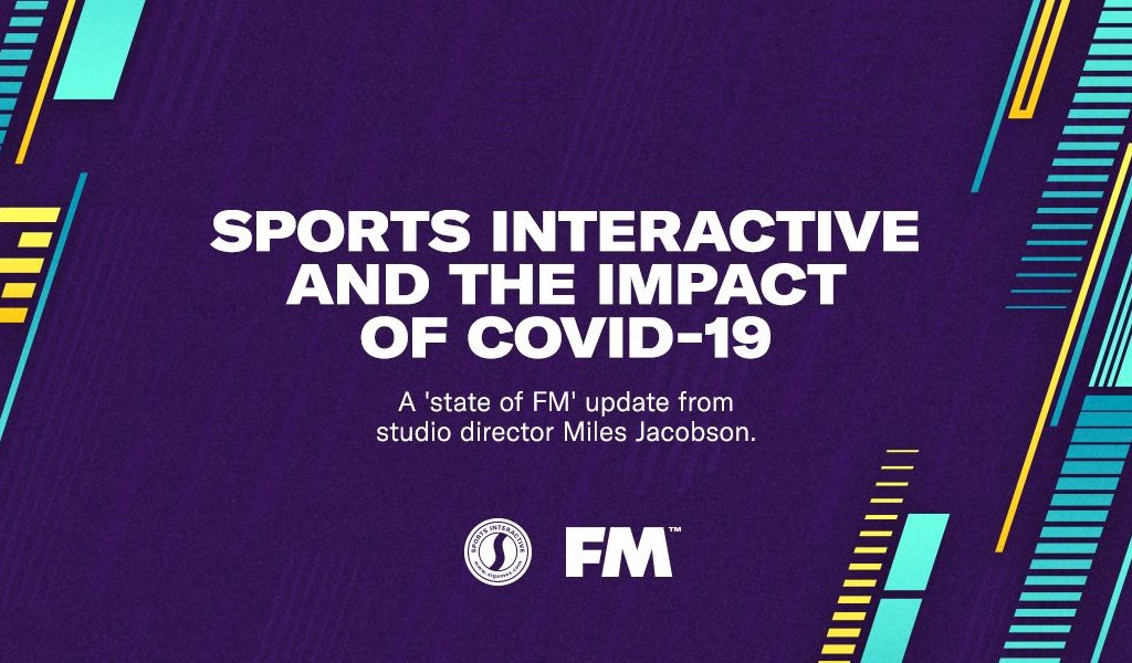 Football Manager 2021 will be delayed due to the coronavirus