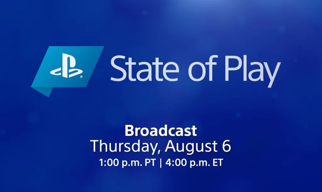 PlayStation State of Play in August: Sony announces the date of the PS5 and PS4 event