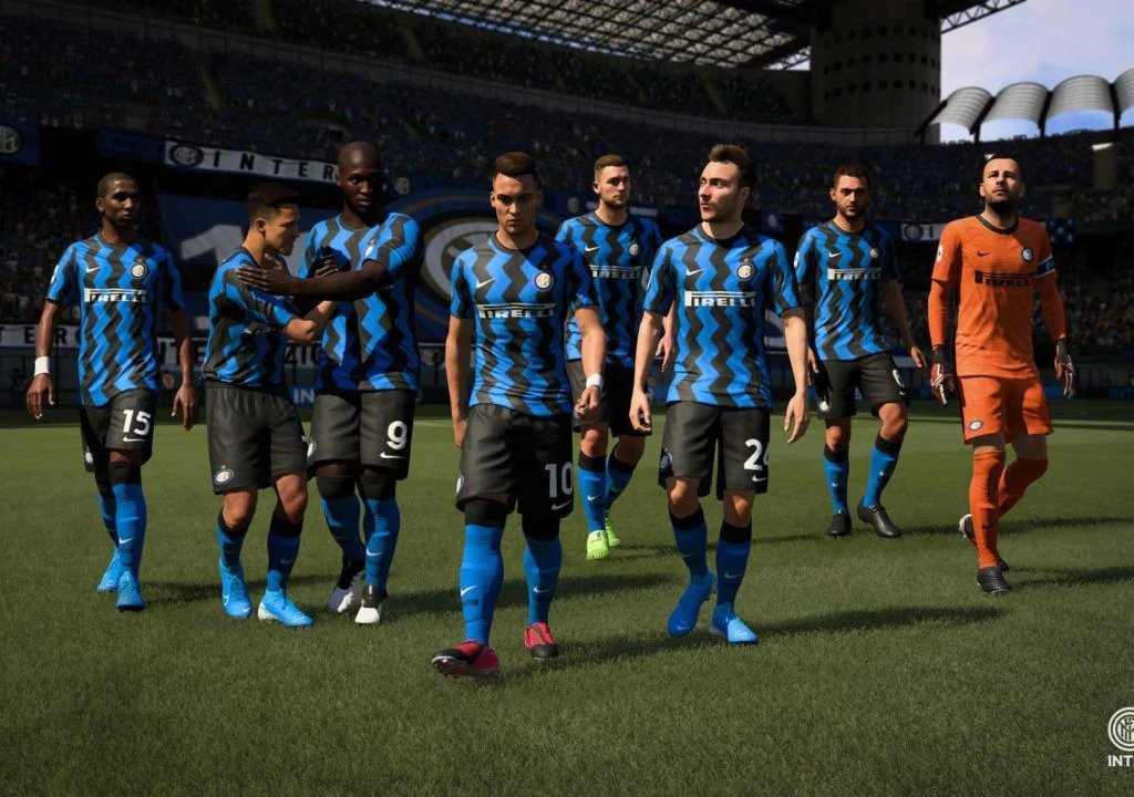 FIFA 21: Inter and Milan will be present exclusively in the football game EA