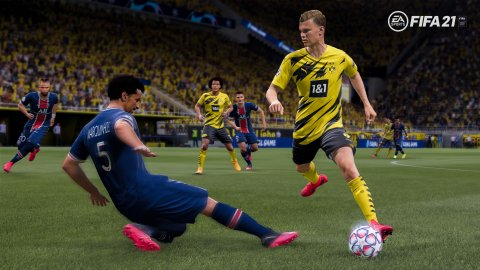 FIFA 21 Patch 1.7: the Title Update 20 is available now on PC and Stadia, here are the news