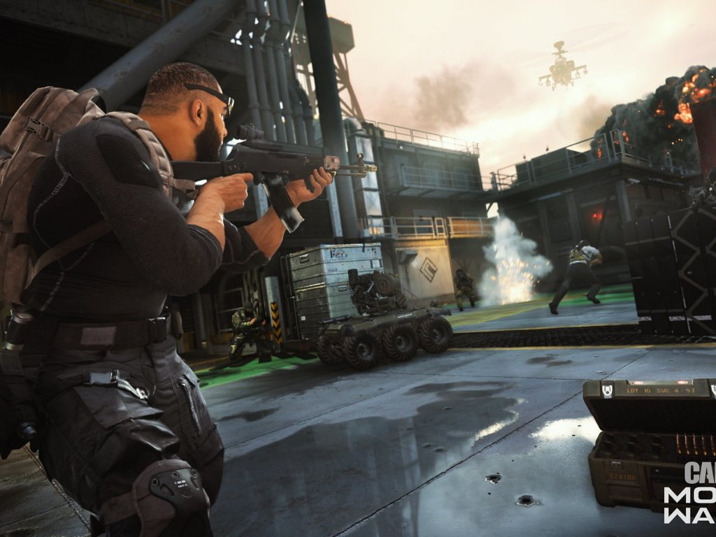 Call of Duty: Warzone, new operator Lerch is a true retired former Marine