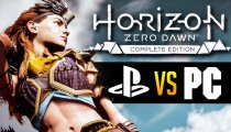 Horizon Zero Dawn - Video Confronto