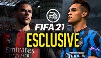 FIFA 21: Milan e Inter squadre esclusive, addio Roma!